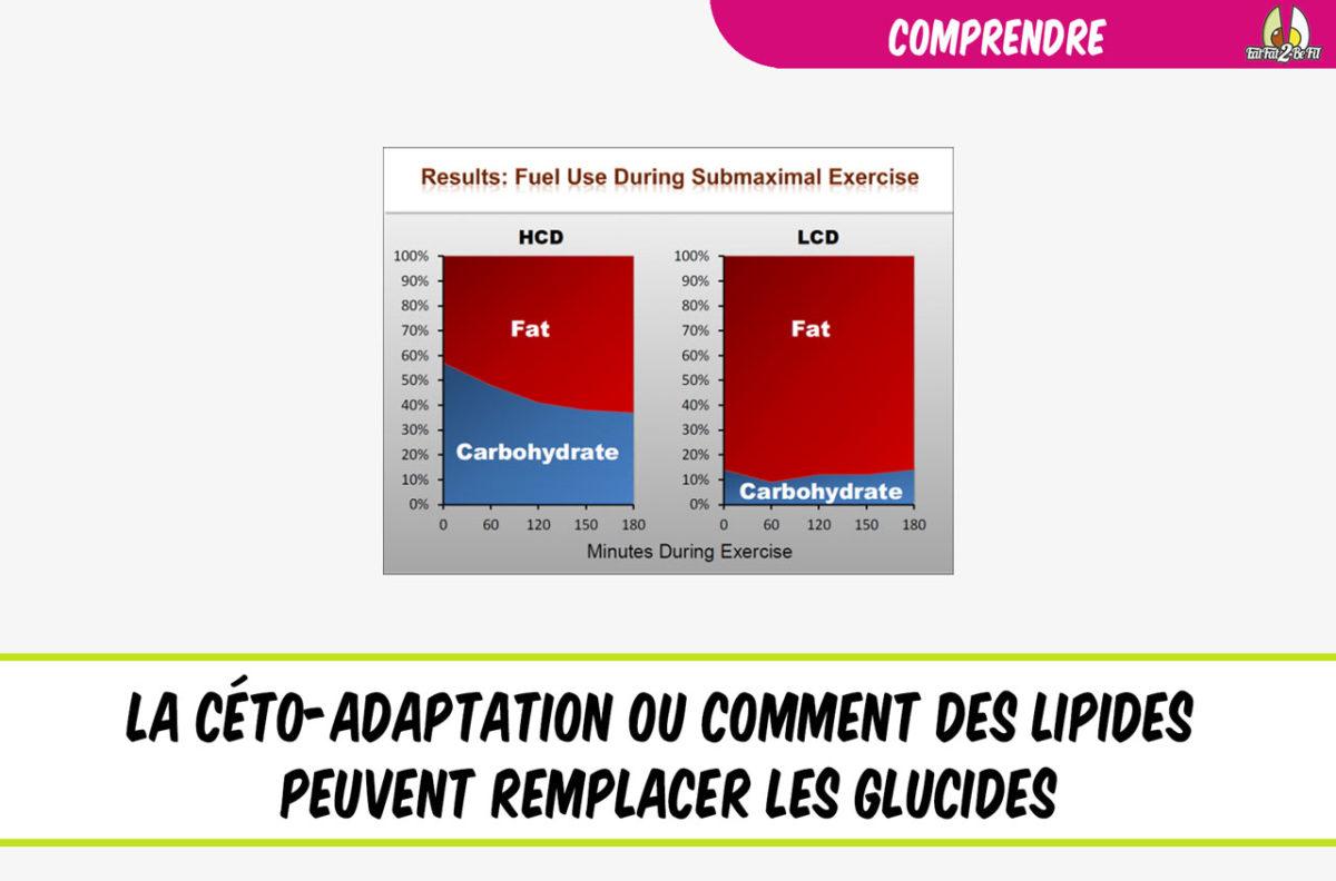 comprendre le régime cétogène la céto-adaptation lipides remplacent les glucides