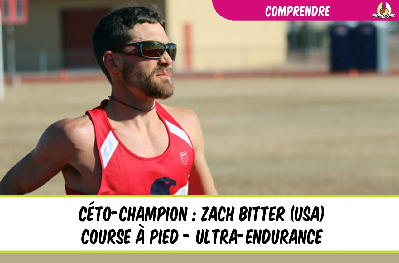 céto champion zach bitter running ultra endurance