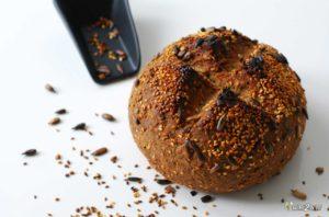recette cétogène pain quotidien en boule