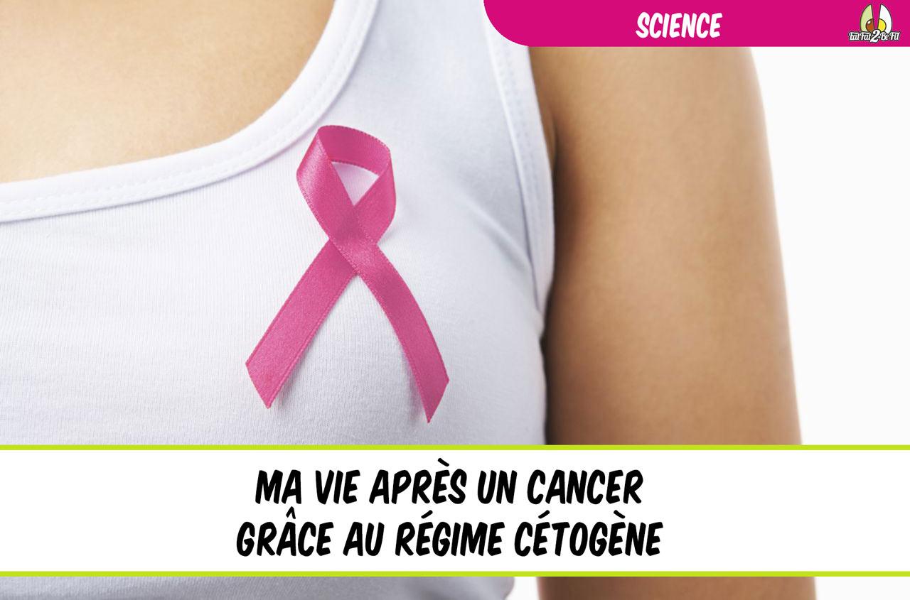 ma vie après un cancer du sein grâce au régime cétogène christiane wader