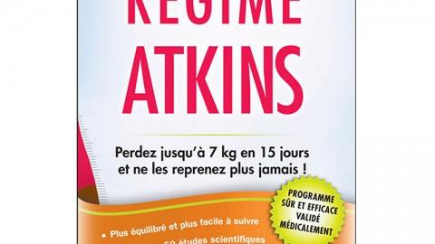 Présentation du livre : Le nouveau régime Atkins