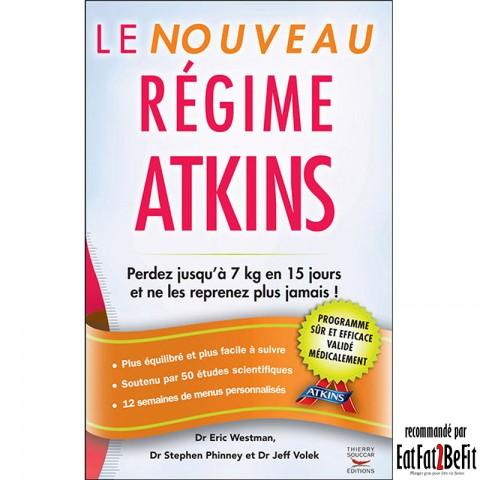 Présentation du livre – Le nouveau régime Atkins