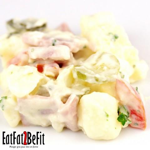 Recette cétogène : La Salade Piémontaise – simple facile et rapide