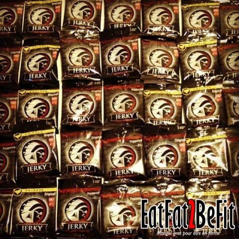 Le Snack qu'on peut emporter partout : Le Beef Jerky