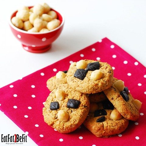 Cookies LCHF d'Ulrich