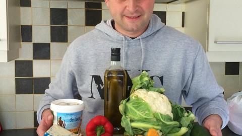 Témoignage de Ludovic, qui à la veille de ses 40 ans a décidé de prendre sa santé en main grâce à l'alimentation cétogène.