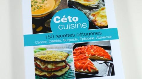 Présentation du livre : Céto Cuisine de Magali Walkowicz