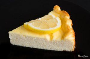 recette cétogène dessert fiadone corse citron brocciu