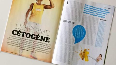 La semaine ou le running français découvre l'alimentation cétogène