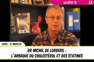 Michel de Lorgeril l'arnaque du cholestérol et des statines