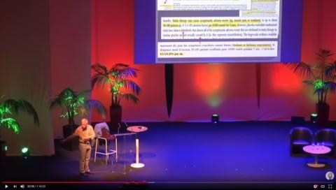 Cholestérol ami ou ennemi – conférence de Michel de Lorgeril – 75 min