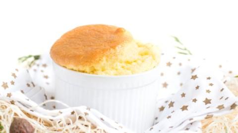 Soufflé au fromage (LCHF et sans gluten)