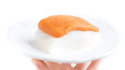 Recette cétogène : Cabillaud en croûte de chorizo-noisette LCHF et sans gluten