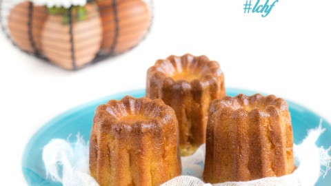 Cannelé bordelais #LCHF