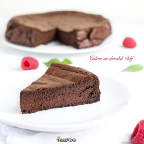 Gâteau au chocolat … Comme un nuage : Pâques #LCHF