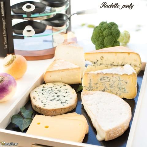 Soirée raclette originale : 12 fromages et des accompagnements qui changent !