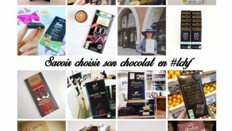"""Savoir choisir son chocolat en LCHF : Parole d'experts avec les """"Chocolate Hackers"""" !"""