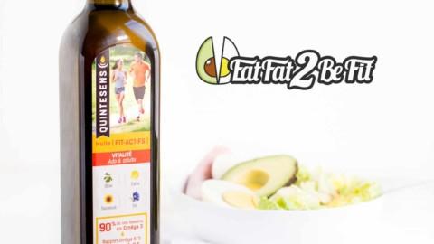 Savoir choisir ses lipides en régime cétogène : l'huile Quintesens Bio