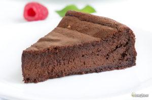 recette cétogène gâteau nuage facile rapide au chocolat sans gluten et sans sucre
