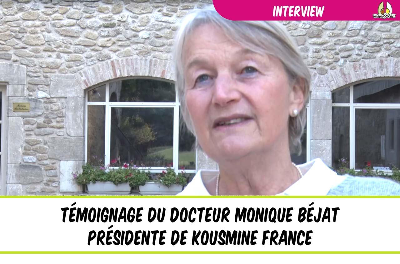 interview docteur monique bejat régime cétogène