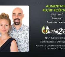 Conférence LCHF du salon Bio & Co de Strasbourg 20 mai 2018