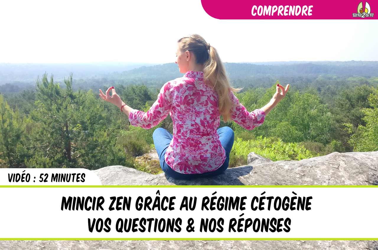EatFat2BeFit mincir zen grâce au régime cétogène