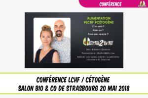 conférence salon bio strasbourg mai 2018