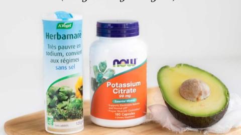 Le Potassium en cétose nutritionnelle