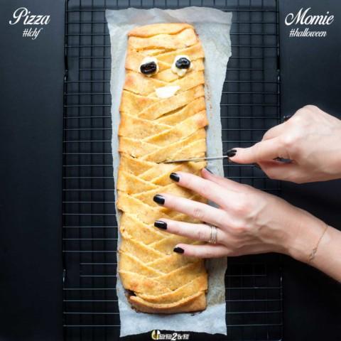 Pizza Momie #LCHF