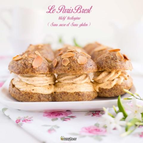 Le Paris Brest cétogène et LCHF sans gluten