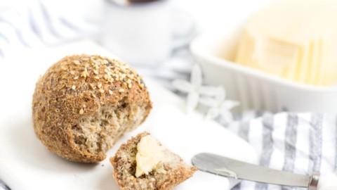 Le petit pain LCHF cétogène