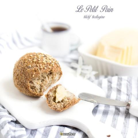 Le petit pain #LCHF #cétogène