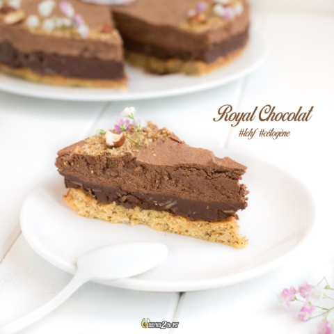 Mon Royal chocolat / Trianon #LCHF