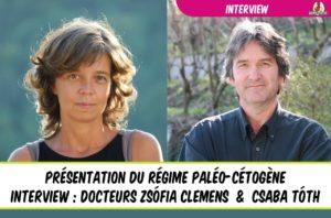 interview régime paléo cétogène docteur toth clemens