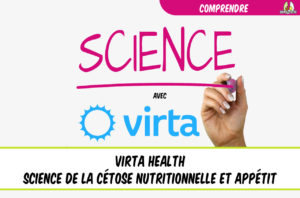 virta health science de la cétose nutritionnelle et appétit