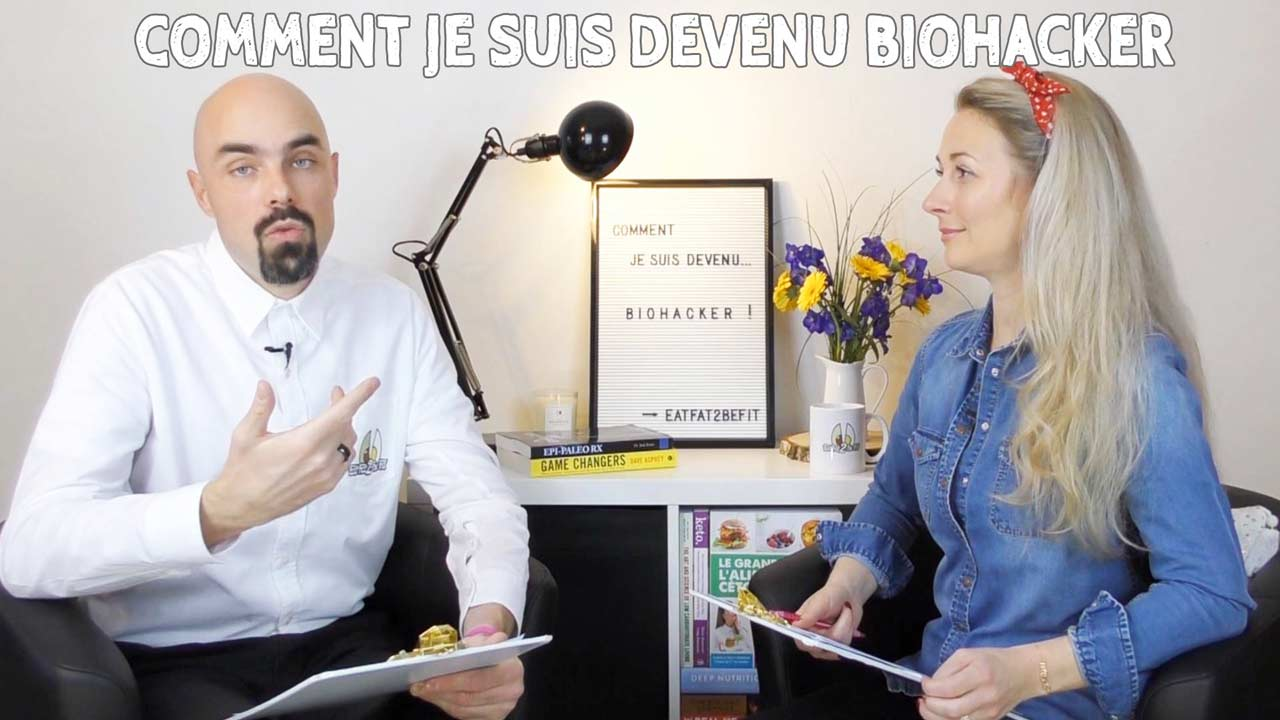 Ulrich Genisson comment je suis devenu biohacker