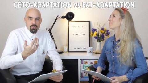 Différence entre la Céto-adaptation et la Fat-adaptation