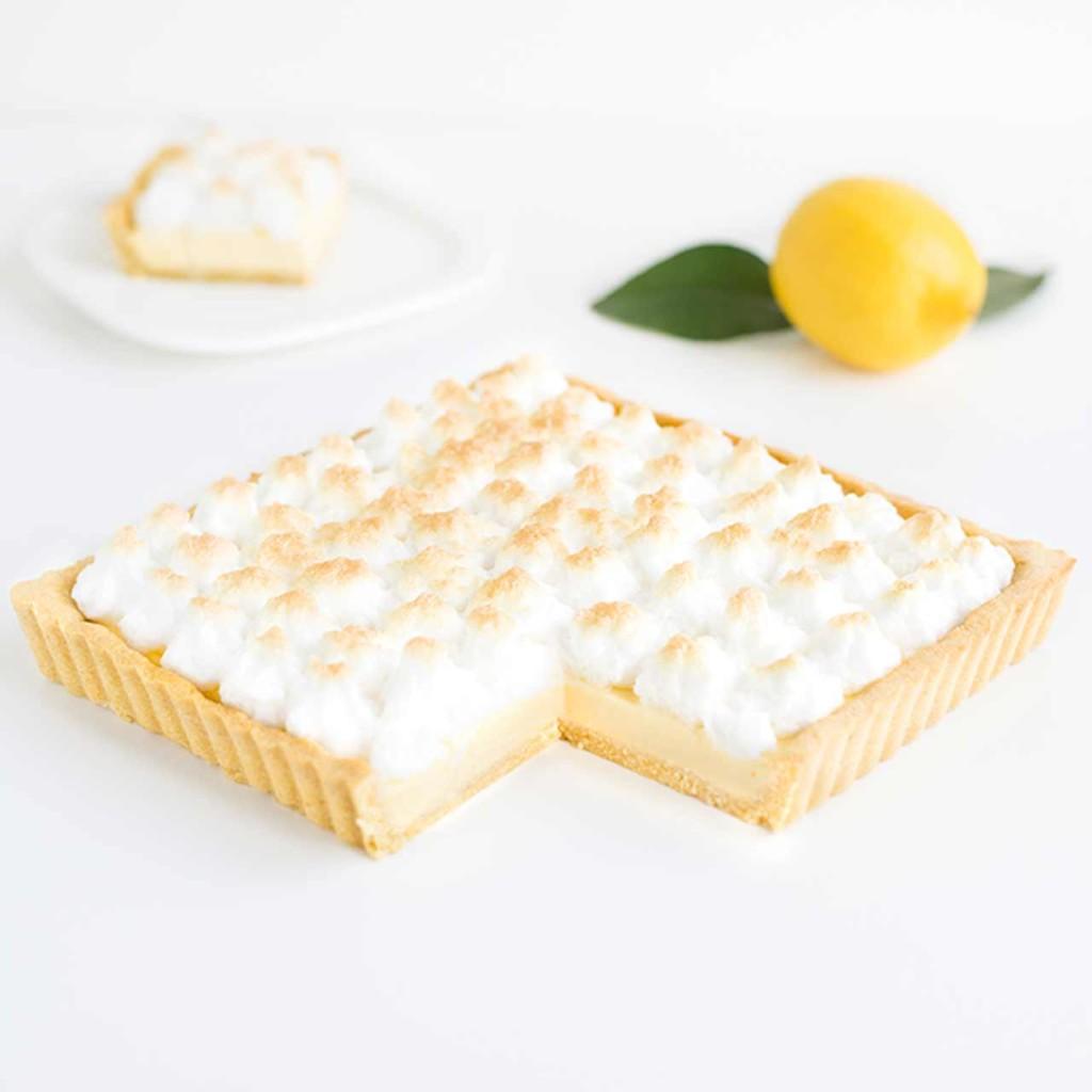 La tarte au citron cétogène de Nelly