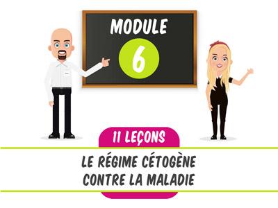 Module 6 de la Céto-Academy de EatFat2Befit