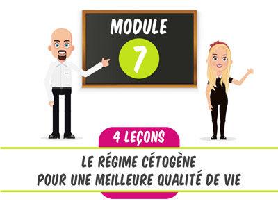 Module 7 de la Céto-Academy de EatFat2BeFit