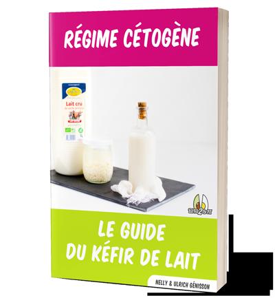 Le guide de EatFat2BeFit pour faire son Kéfir de Lait