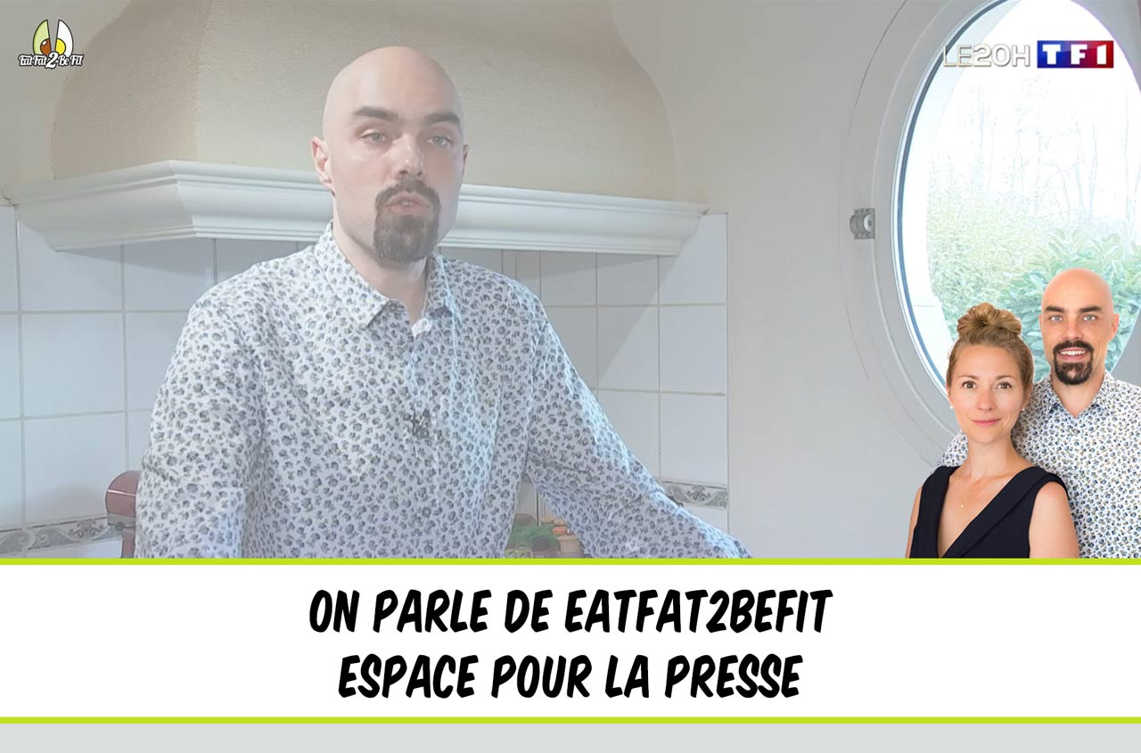 Espace presse de EatFat2BeFit