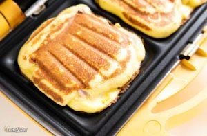 recette cetogene croque savoyard express a la raclette fumee et au jambon