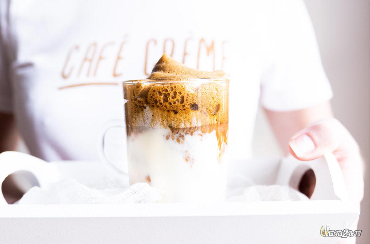 Eatfat2befit-café dalgona cétogène keto