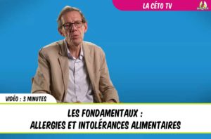 allergie intolérance alimentaire